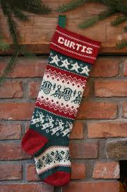 71 best christmas stockings images on pinterest knitted