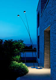 Patio Floor Lights by Designed By Enzo Calabrese Davide Groppi Sampei Outdoor Is A