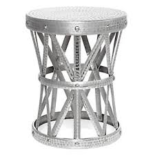 Silver Accent Table Creative Of Silver Accent Table Silver Accent Table Look 4 Less