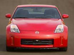 Nissan 350z Red - 2007 nissan 350z pictures history value research news