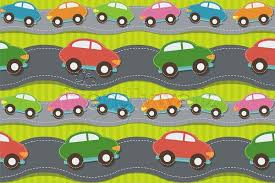 wallpaper designs for kids colourful cars customized wallpapers