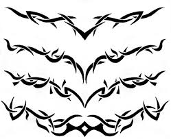 tribal name tattoo ideas exclusive tribal tattoo designs collection for men cute tattoo