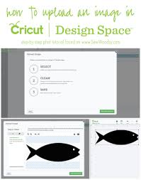 how to upload an image in cricut design space sew woodsy