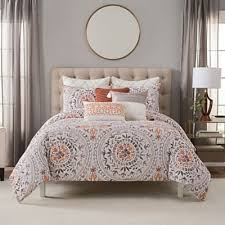 Orange And White Comforter Buy Orange Green Comforter Sets From Bed Bath U0026 Beyond