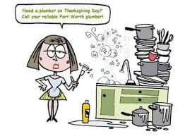 preventing thanksgiving day kitchen sink clogs clearwater plumbers
