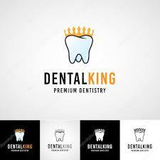 Dental Hygienist Business Cards Teethcare Logo Template Dental Icon Set Dentist Clinic Insignia