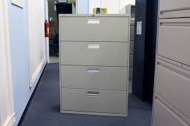 Hon 4 Drawer Lateral File Cabinet Used Hon File Cabinet 4 Drawer Lateral Ofw Pittsburgh