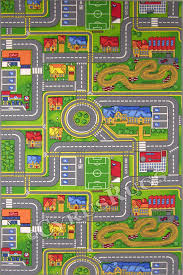traffic play city street map kids rugs cyrus persian rugs and
