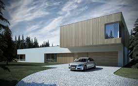 Building Zen Home Design Excellent Modern Zen Home Design In Canada Featuring Exterior