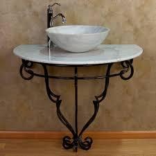 vessel sinks 47 beautiful bathroom vanity console sink pictures