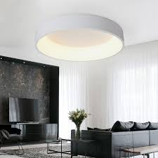 Led Bedroom White Round Ceiling - modern led ceiling lights picture more detailed picture about