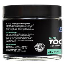 amazon com natural teeth whitening charcoal powder made in usa