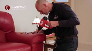 How To Patch Leather Sofa How We Repair A Tear In A Leather Sofa Guardsman In Home Care