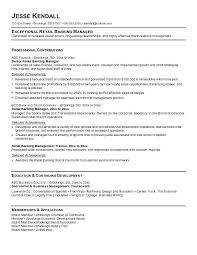sample resume of sales associate retail cover letter sales