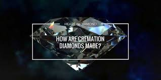 cremation diamond curious about the cremation diamond manufacturing process