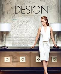 Trump Home Dorya Interiors Modern Luxury Miami Magazine Features Trump Home