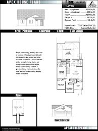 Apex Floor Plans by Floor Plans U2014 Arbors Subdivision