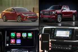 nissan rogue apple carplay 15 vehicles available with google android auto apple carplay