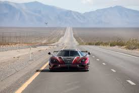 koenigsegg road koenigsegg came to nevada to beat records and did u2014 the inside