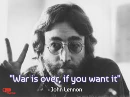 wedding quotes lennon 20 hippie quotes and sayings about peace and