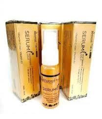 Serum Gold serum gold hanasui cantik dan berseri