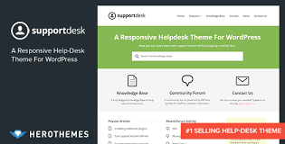 Help Desk Portal Examples Help Desk Templates From Themeforest