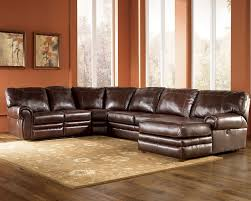 leather sectional furniture leather sectional sleeper sofa