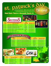 s day sales st s day sales flyer hometown provisions inc