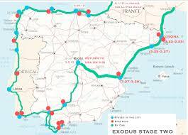 Almeria Spain Map by Gibbs U0027 Exodus 2011 2012 Map