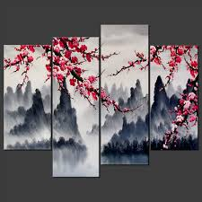 Decorative Wall Art by Compare Prices On Decorative Wall Interior Painting Online