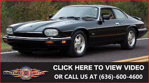 1994 jaguar xjs v12 coupe for sale youtube