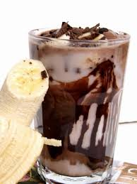 coupe banane cuisine coupe glacée banane chocolat pour la glace 2 bananes congelées 2