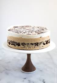 Halloween Ice Cream Cake by Coffee Ice Cream Cake The Little Epicurean