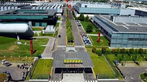 ferrari building the ferrari factory then and now autoweek