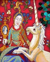 unicorn paintings fine art america