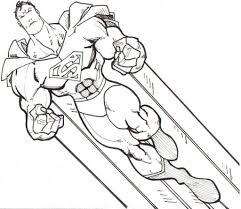 free printable superman coloring pages aecost net aecost net