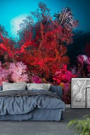 34 best water wall murals images on pinterest photo wallpaper colourful coral reef wall mural wallpaper