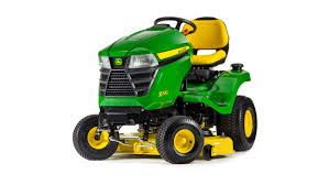 x300 select series lawn tractor x380 54 in deck john deere us
