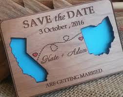 save the date wedding magnets wood save the date etsy