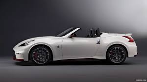 nissan 370z wallpaper 2015 nissan 370z nismo roadster concept side hd wallpaper 3