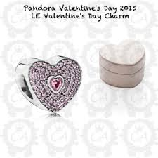 s day charms pandora le s day charm 2015 charms addict