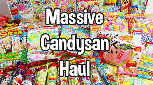 where to buy japanese candy online candysan haul japanese candy and snacks from an online shop
