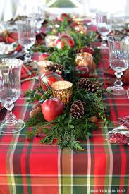 christmas centerpieces for tables 49 best christmas table settings decorations and centerpiece