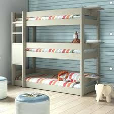 Three Tier Bunk Bed 3 Bunk Bed Set Lovely Bunk Beds With Slide Bedroom 3 Tier