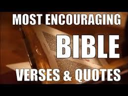 encouraging bible verses quotes