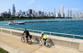 Bike Map Chicago by A Definitive Guide To Cycling The Chicago Lakefront Trail