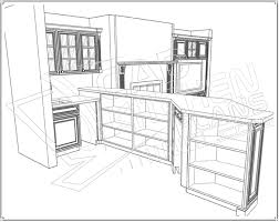autocad for kitchen design best kitchen designs