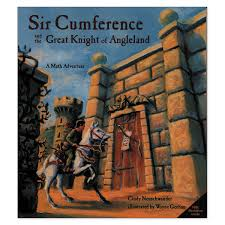 Sir Cumference And The First Round Table Math Teacher Resources Literature Books Sir Cumference