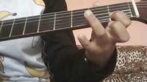 tutorial gitar lagu virgoun bukti tutorial gitar lagu virgoun bukti part1 youtube