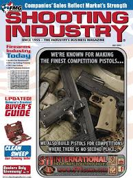 shtng industry july 2012 firearms projectile weapons